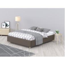 Кровать SleepBox Velvet Dark Beige AnderSon, 120x200
