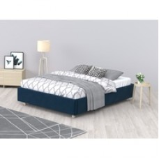 Кровать SleepBox Velvet Blue AnderSon, 120x200