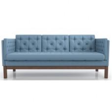 Диван Айверс Б Textile Орех Blue AnderSon