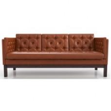 Диван Айверс Б Eco-leather Венге Orange AnderSon