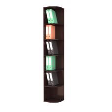 Угловой сегмент 105, цвет Венге