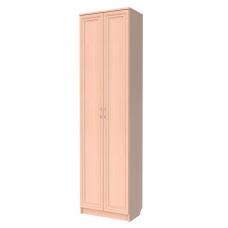 307. Шкаф для одежды, цвет дуб молочный