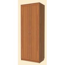 329. Шкаф для одежды комбинированный, цвет ольха