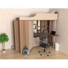 Кровать чердак Квартет-3