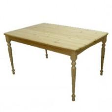 Стол обеденный из массива сосны Айно